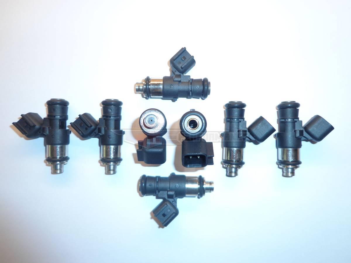 TREperformance - TRE 80lb EV6 Short Fuel Injectors LS3 / LS7- 8