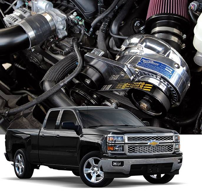 Whipple Supercharger Head Unit: Procharger Supercahrger GM GMC Chevy Truck SUV Silverado