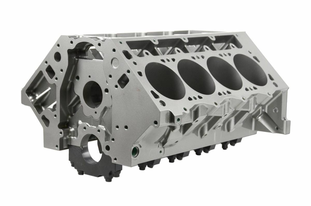 TREperformance - DART LS Next 427ci 9.240 Deck LSX Stroker Short Block