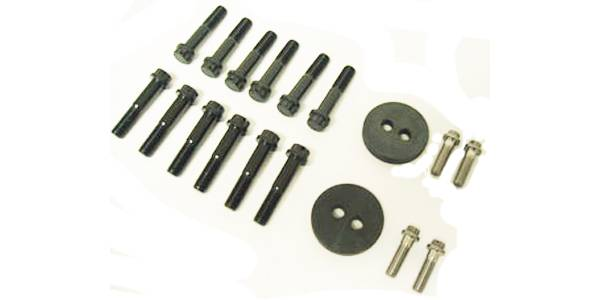 Accufab Racing - Accufab Ford GT Rear Axle Bolt Kit 2005-2006 - Image 1