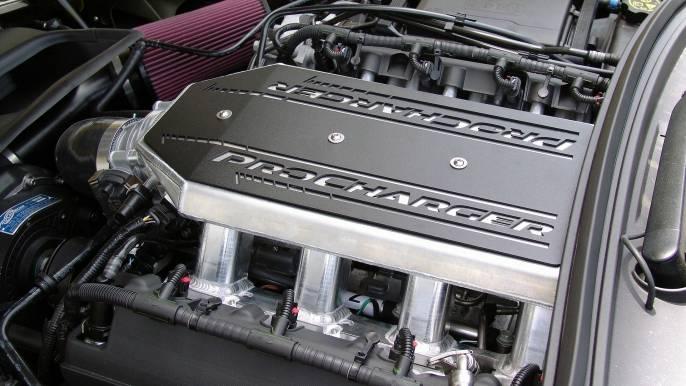 Procharger Supercharger Corvette C7 Z06 Stingray 2015-2019