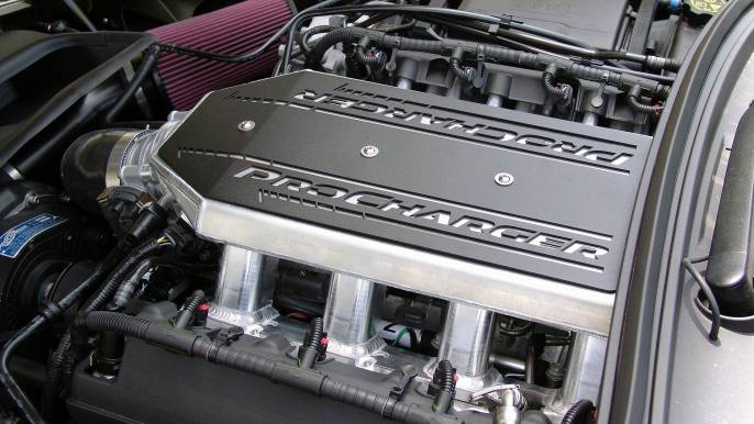 corvette c7 z06 stingray 2015 2019 6 2l lt4 procharger race intercooled tuner f1c 1gu204 sci. Black Bedroom Furniture Sets. Home Design Ideas