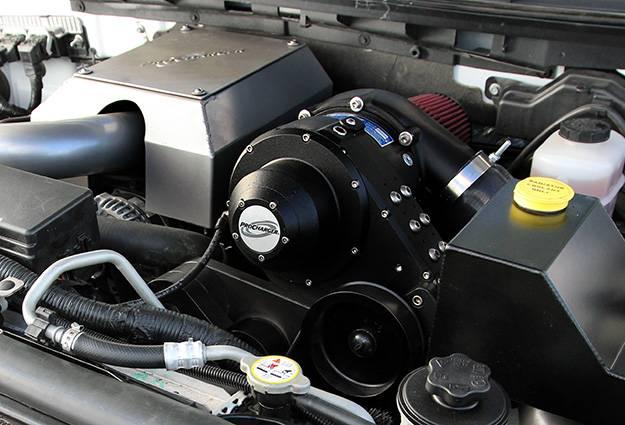 Procharger i-1 Supercharger Ford F-150 5 0L & 6 2L