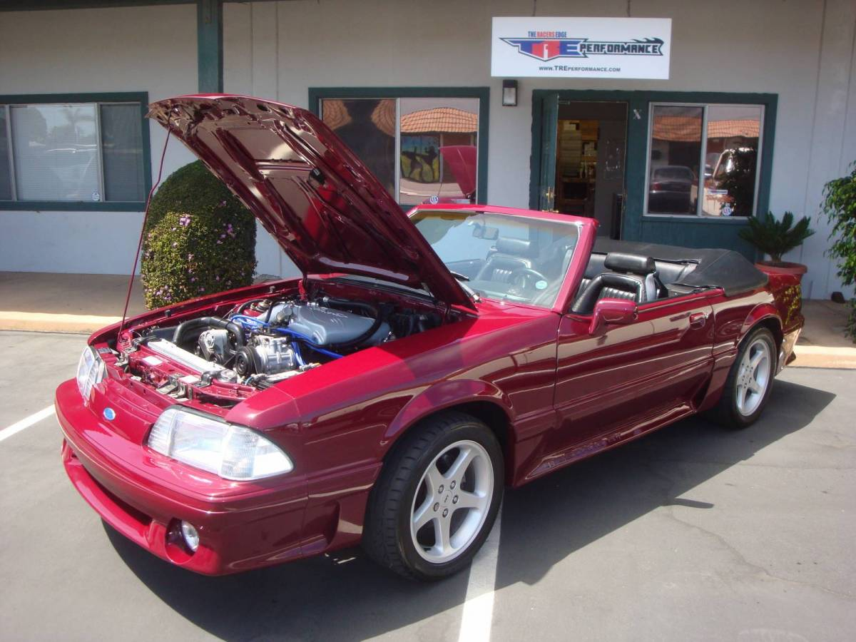 TREperformance - 1990 Ford Mustang GT Convertible - Image 1