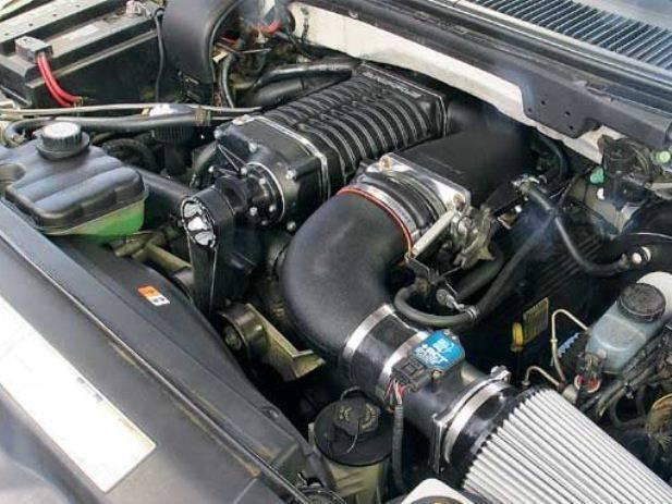 Whipple Ford Lightning Svt F150 Truck 5 4l 2001
