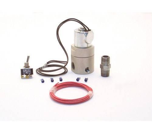 Vortech Supercharger Oil Weight: Accusump Pro Electric Valve Kit