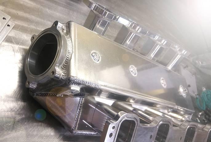 Chevy Camaro Corvette LT1 LT4 LT-1 LT-4 Sheet Metal Aluminum