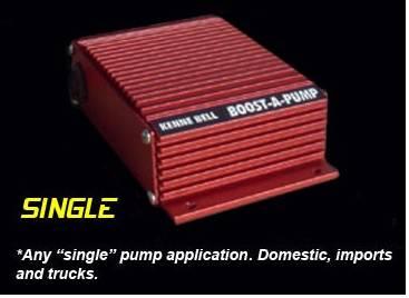 Kenne Bell Superchargers - Kenne Bell Boost-A-Pump (BAP) 40 Amp / 17.5V Supercharged Street Version KB89069