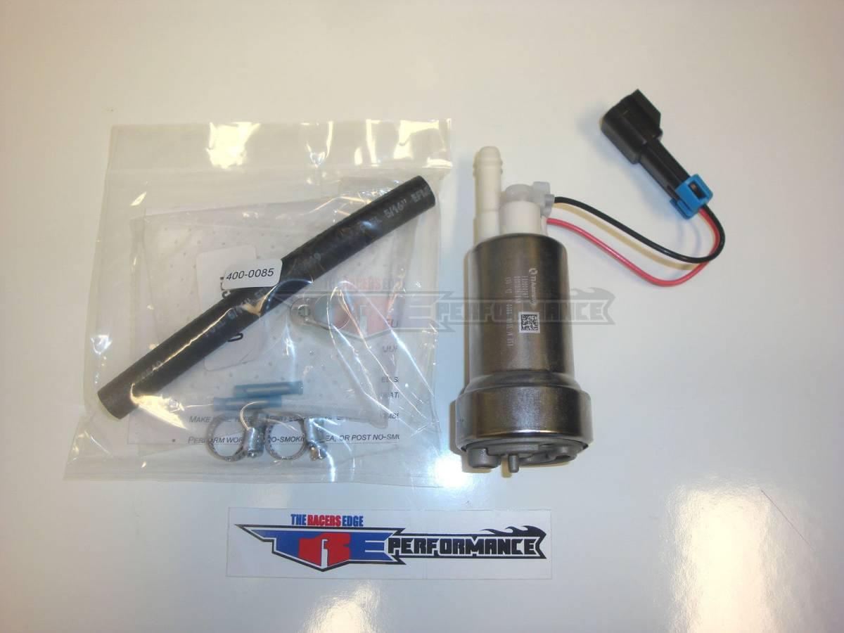 Universal In Tank Walbro 450 Lph E85 Electric Fuel Pump 450lph Efi Wiring Schematic Ethanol Alcohol Methanol 400lph