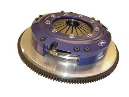 SPEC - Chevy Corvette SPEC E-Trim Super Twin Clutch Kit 2005-2012 - Image 1