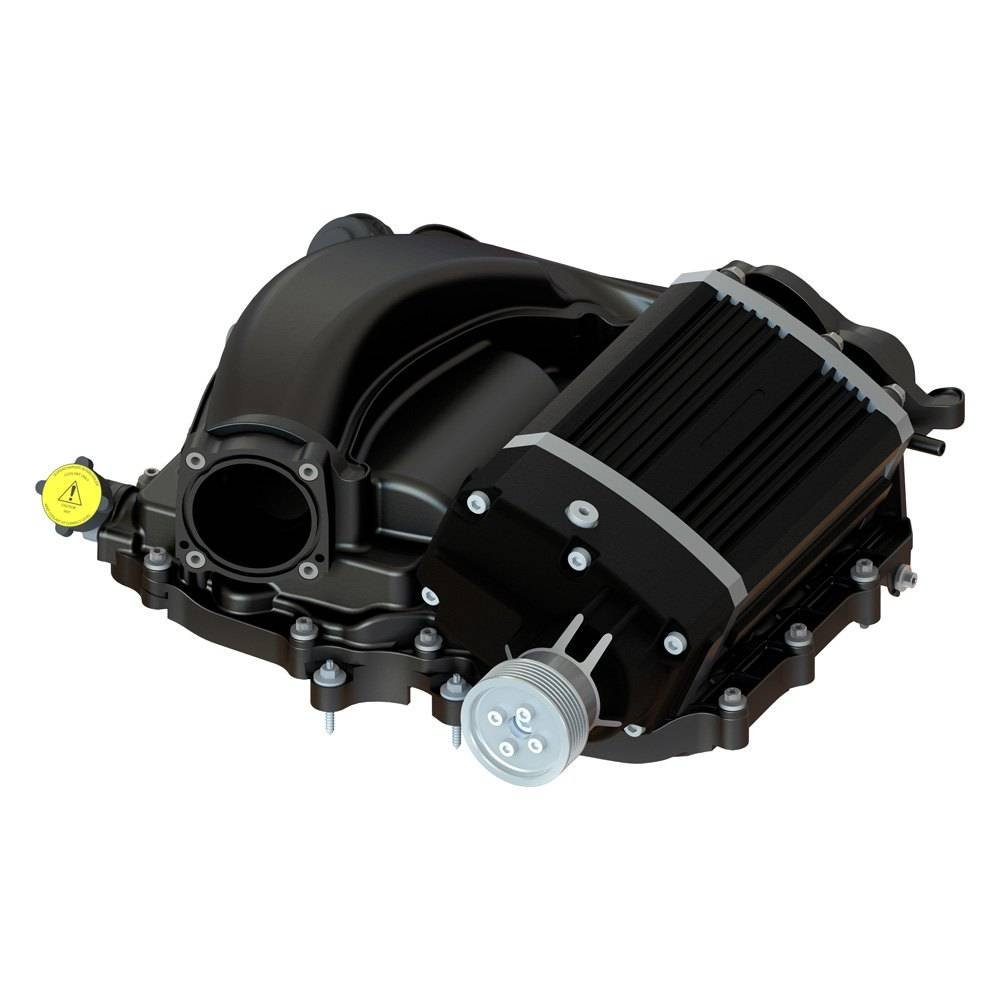 Sprintex Superchargers - Dodge Ram 1500 3.6L 2013-2017 V6 Pentastar Sprintex - Intercooled Complete Kit - Image 1