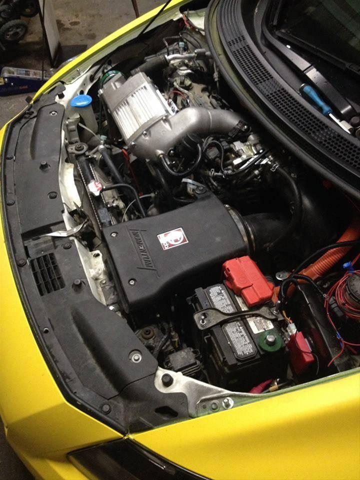 Honda Fit Jazz 1 5l 2008 2017 Sprintex Supercharger 244a1011 Complete System Kit Treperformance