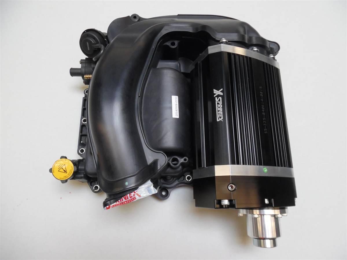 Jeep Wrangler JK 2012-2017 Sprintex Supercharger 3.6L V6 SPS Pentastar  Intercooled 263A1003 System Kit - TREperformance.com