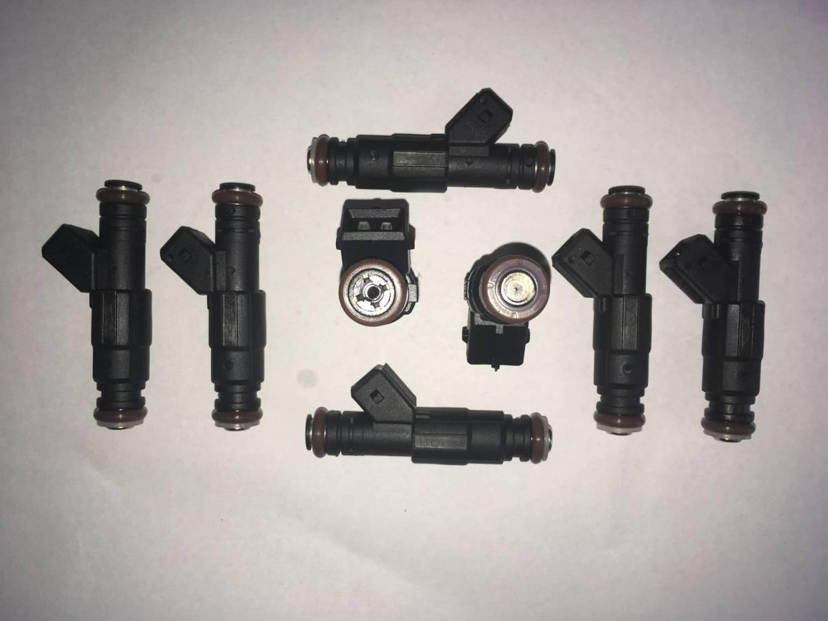 TREperformance - TRE 90lb Bosch/Siemens Deka IV EV1 Thin Style Fuel Injectors - 8