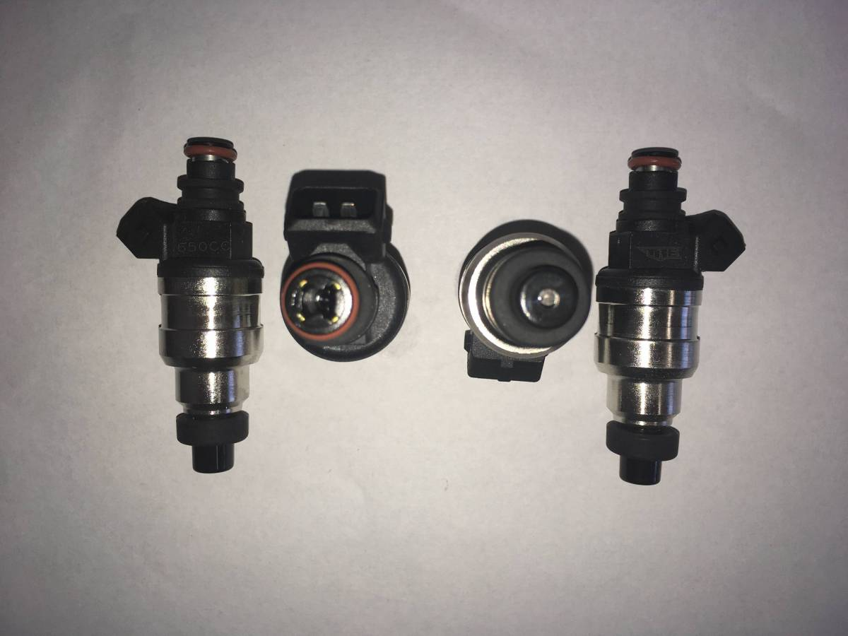 Tre High Performance Denso Honda Style Fuel Injectors Is300 Filter System Treperformance 370cc