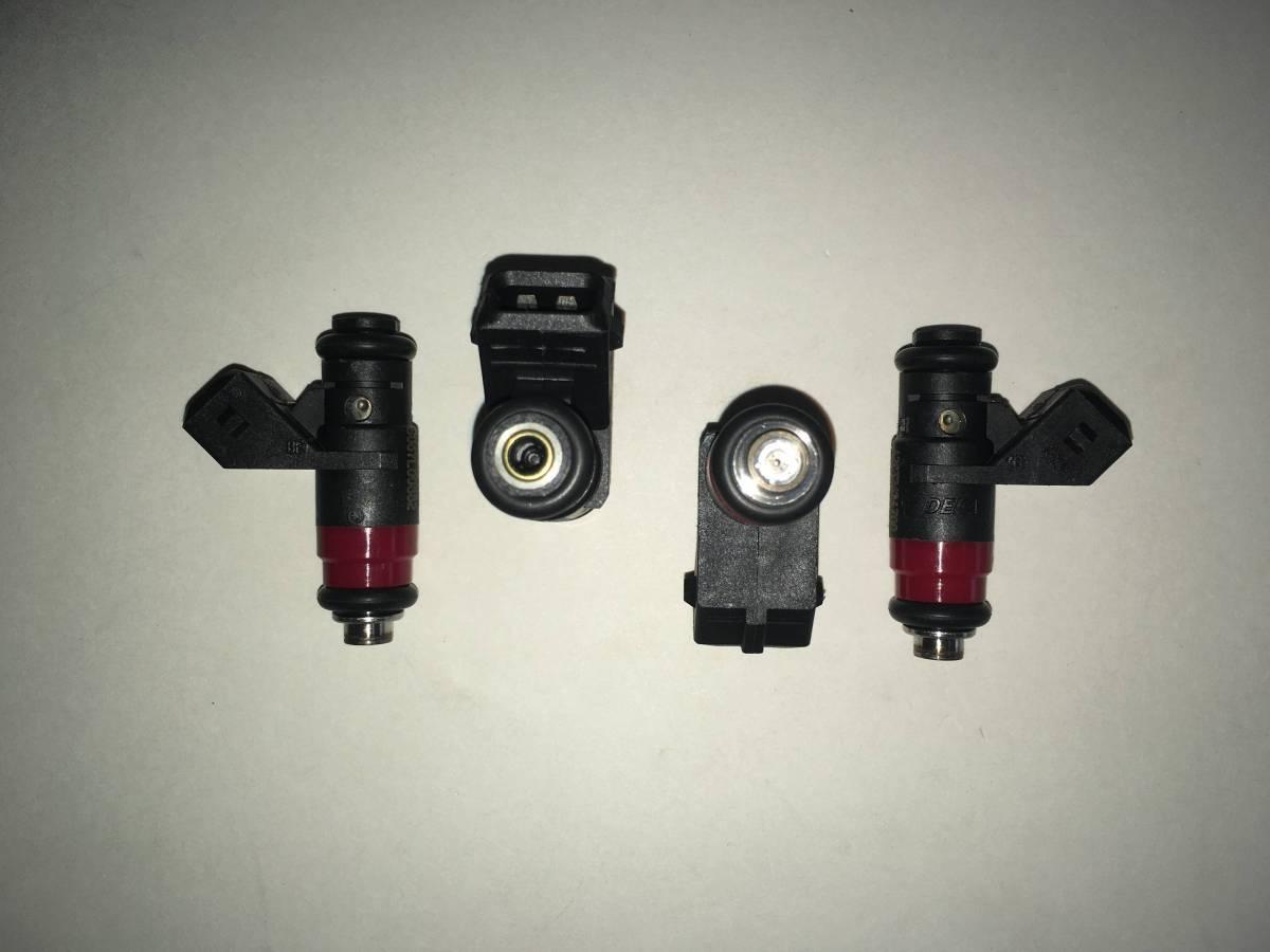 6 Siemens Deka V 80lb//hr Fuel Injectors EV1 Bosch Short 48mm A2C32624700 Set