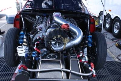 Chevy SBC & BBC Procharger Cog Race Kit with a F-3R-13N for