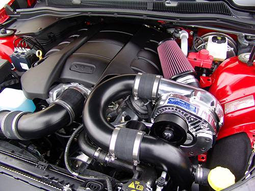 Superchargers - ATI / Procharger Superchargers - Chevy SS
