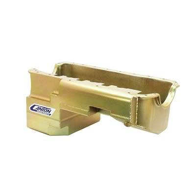 Canton Racing Products - Ford Fox Body 302 Block Rear Sump Drag Race Oil Pan - Image 1