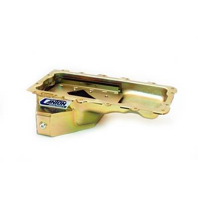 Canton Racing Products - Ford Mustang 4.6/5.4 Canton 7 Quart Rear Sump Oil Pan - Image 1