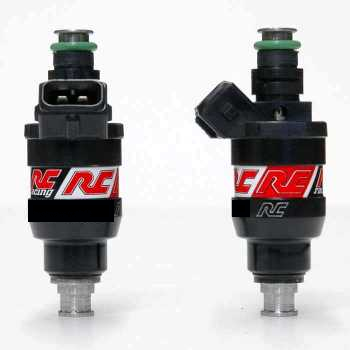 Toyota 1JZ-GTE 550cc High Resistance Fuel Injectors - RC Engineering