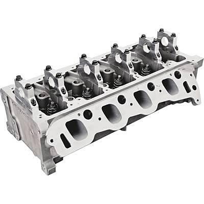 Trickflow - Trickflow Twisted Wedge SBF 185cc Cylinder Heads 38cc 4.6L/5.4L 2V, Max Lift .600 - Image 1