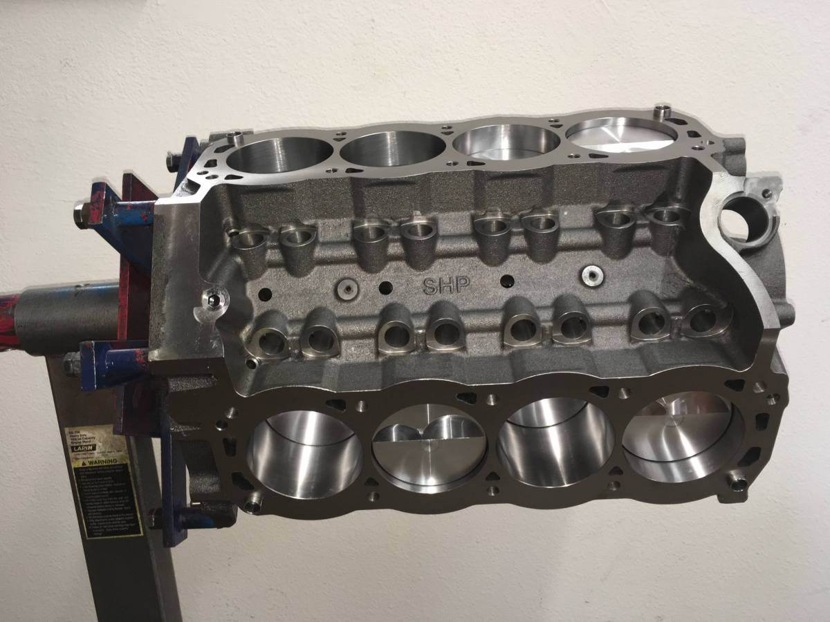Ford 347/363 Race 8 second DART SHP Forged 4340 Short Block