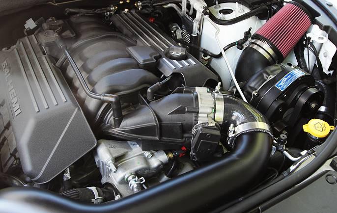 Procharger Supercharger Jeep Grand Cherokee SRT SRT8 2012 ...