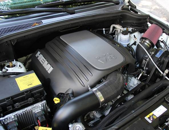 Hemi / Jeep / Dodge Truck SUV Superchargers - ATI