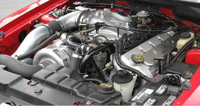Ford Mustang Cobra 4.6L (4V) 1999-2001 Procharger - HO ...