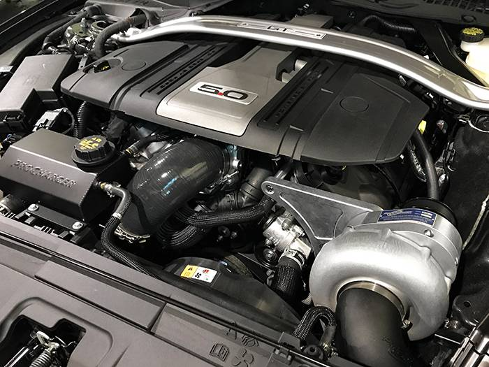 Procharger Supercharger Ford Mustang Gt 2018 2019 4v 5 0l Coyote Ho