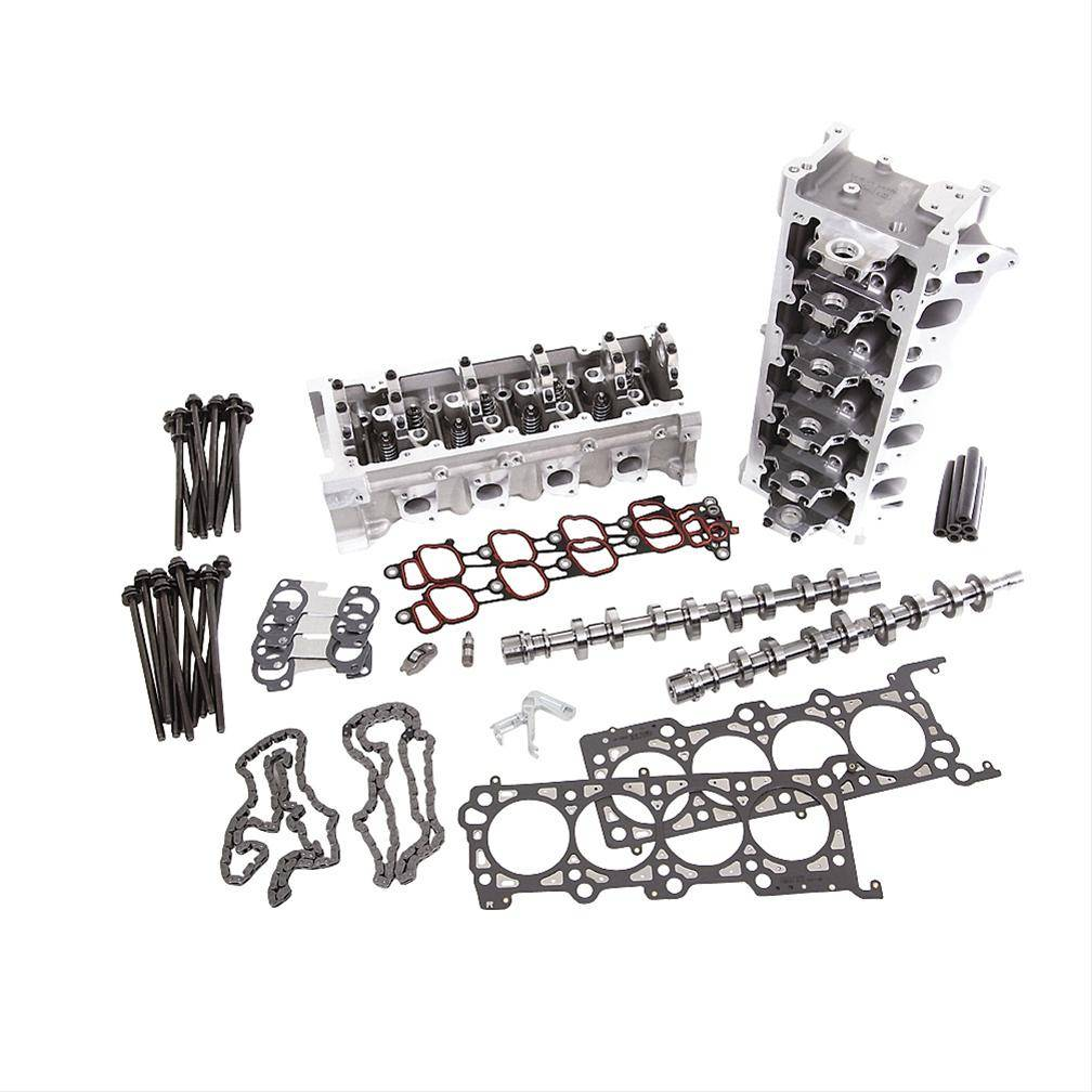Trickflow Twisted Wedge Ford 4.6L 2V Top-End Engine Kits