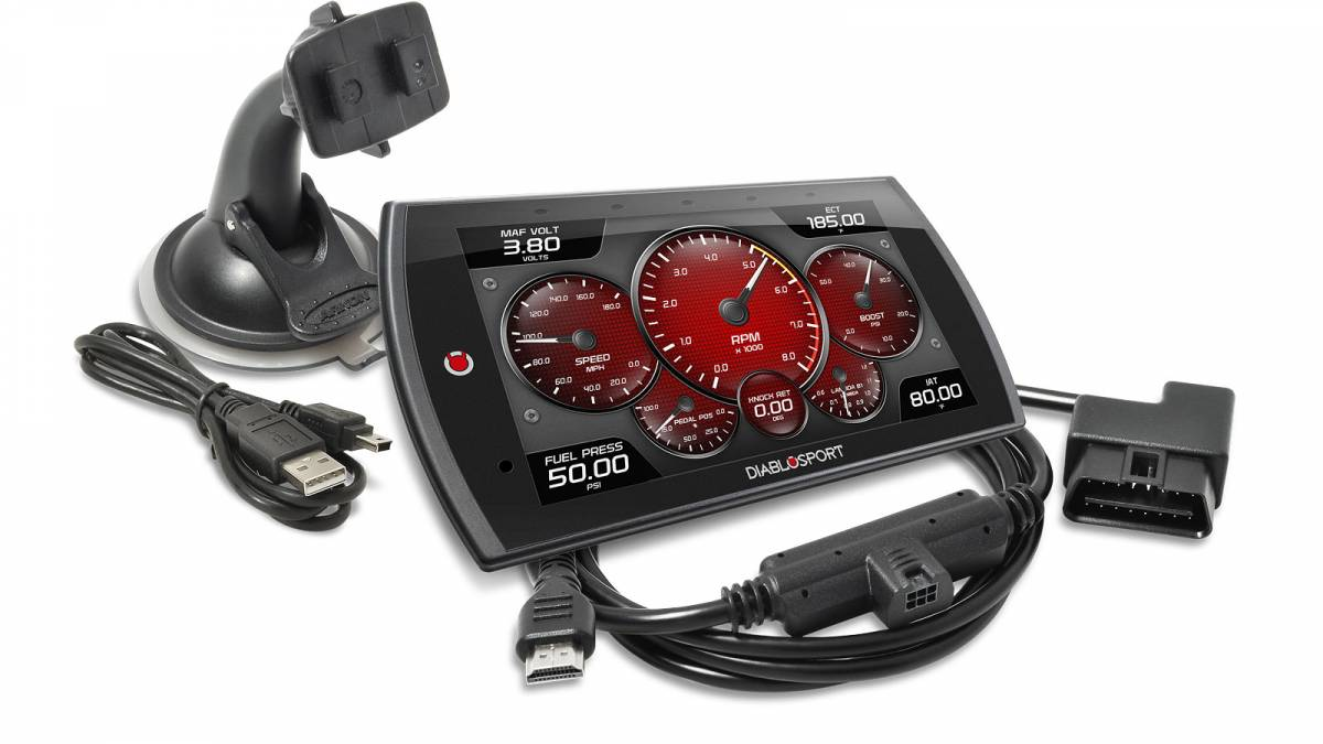 DiabloSport - DiabloSport Trinity 2 EX Tuning Device For Jeep Vehicles - Image 1