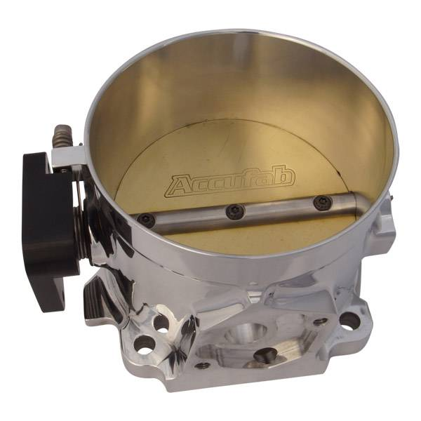 Accufab Racing - Accufab 105mm 86-93 Mustang 5.0L Throttle Body - Image 1