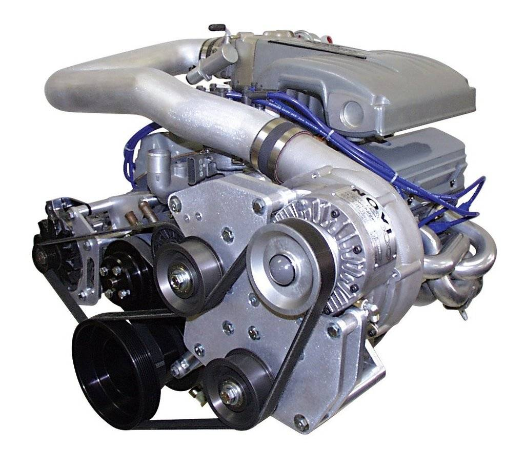 Ford Mustang 1986-1993 5 0L Renegade/EFI Paxton Supercharger