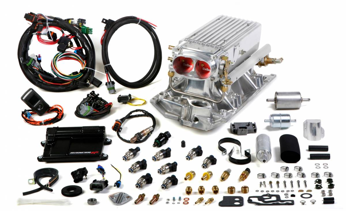 Holley Avenger EFI Stealth Ram MPFI Fuel Injection System