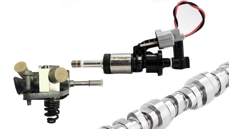 Lingenfelter High Flow Direct Injection Fuel Injectors