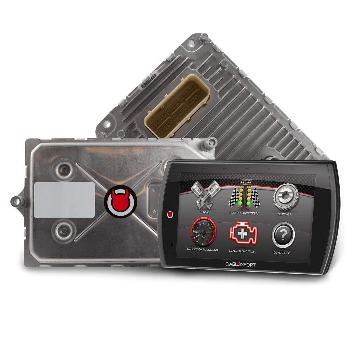 DiabloSport - DiabloSport Modified PCM & Trinity 2 Tuning Combo For 2018 HEMI 5.7L/6.4L - Image 1