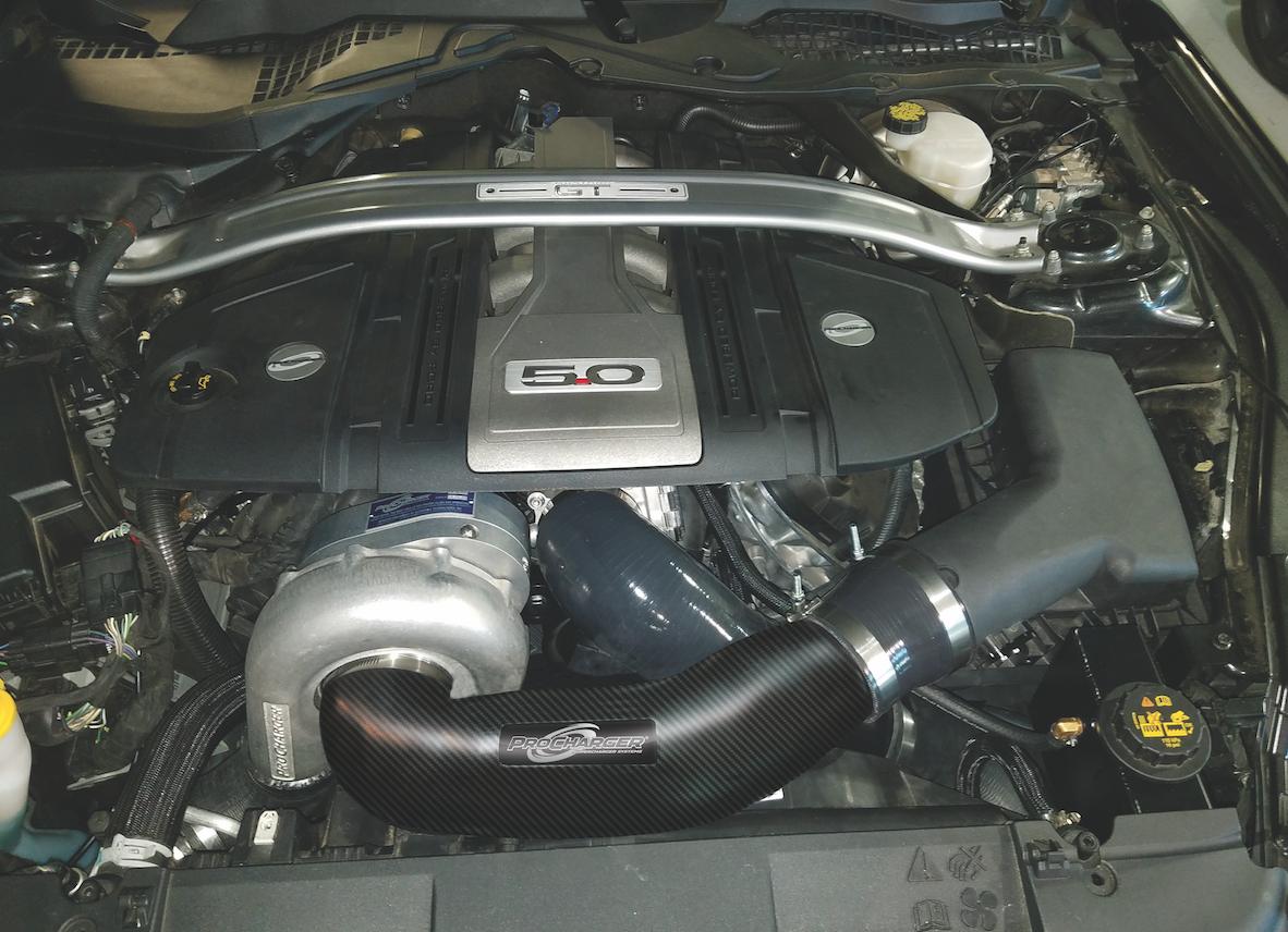 Procharger Supercharger Ford Mustang GT 2018 2019 4V 5 0L