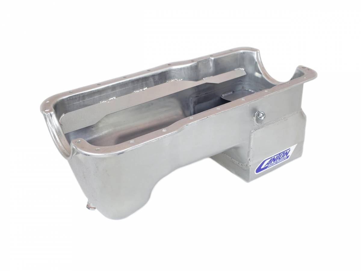 Canton Racing Products - Ford Mustang 351W Canton 7 Quart Rear Sump Oil Pan - Image 1