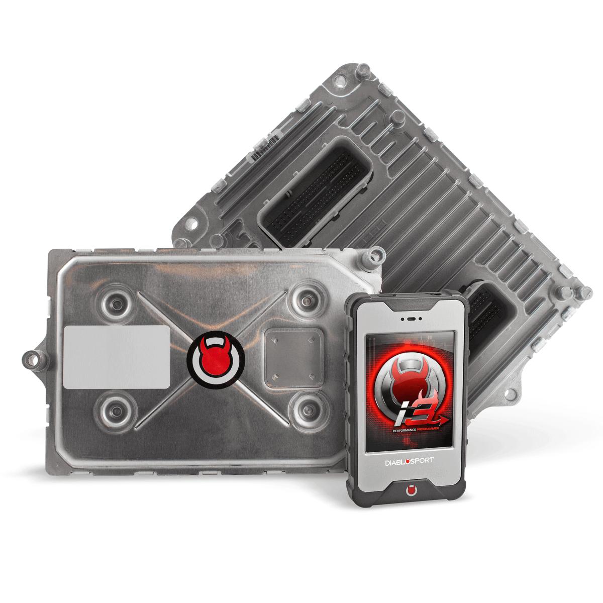 DiabloSport - DiabloSport Modified PCM & inTune i3 Tuning Combo For 2019 Jeep Grand Cherokee Trakhawk 6.2L - Image 1