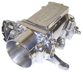 Accufab Racing - Accufab 75mm 96-04 Mustang 4.6L 2V Throttle Body w/Plenum - Image 1