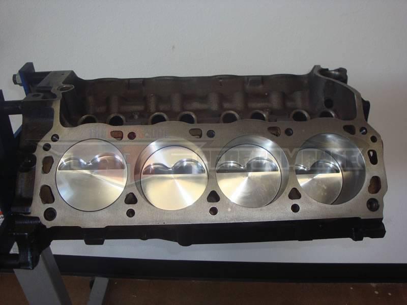 TREperformance - Ford 347 Stroker Performance Short Block