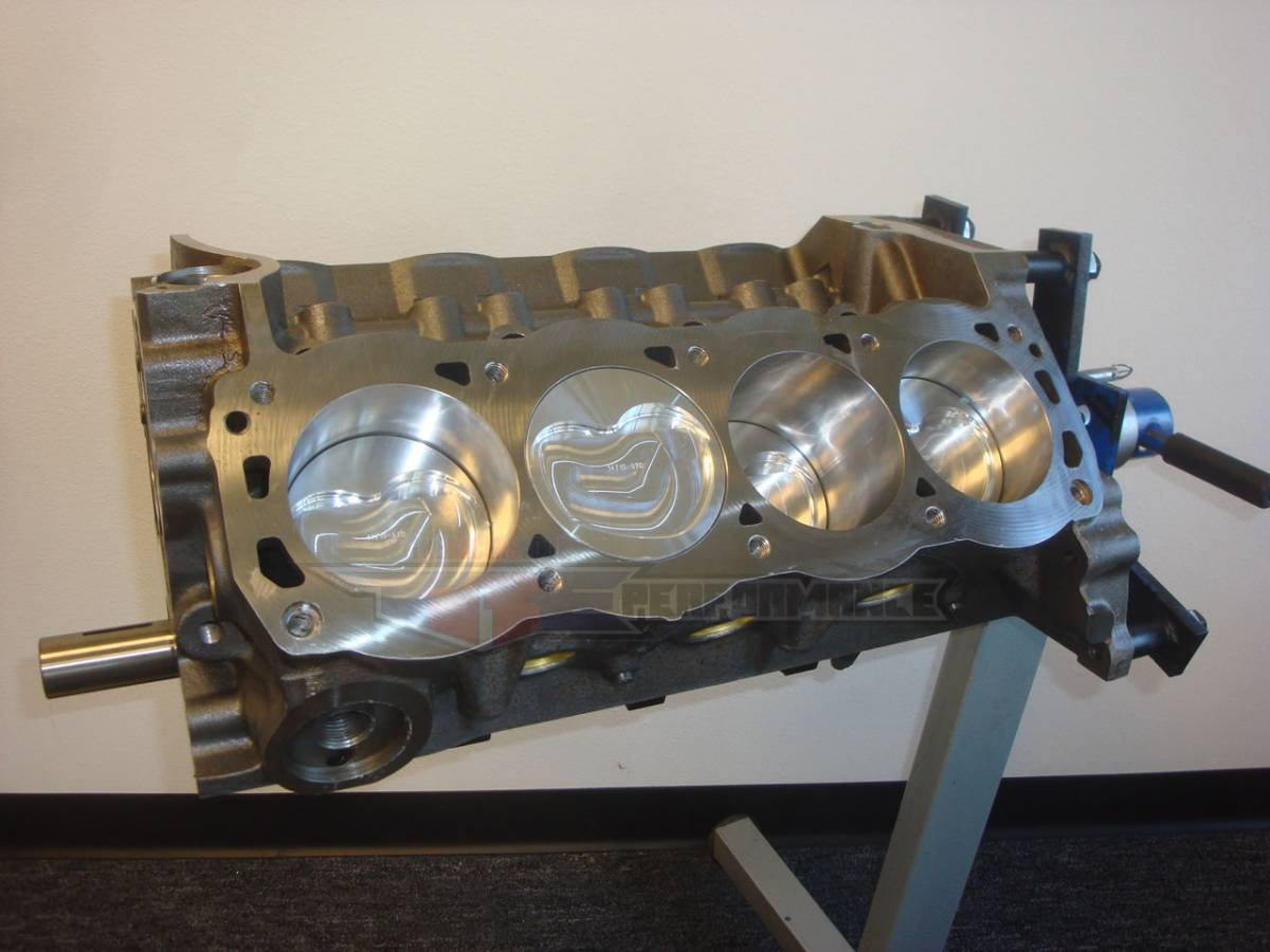 AFR 205cc Competition Top-End Engine Kit for Ford 5 0L
