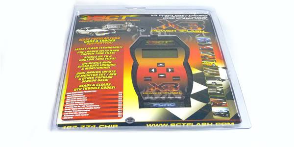 Accufab Racing - Accufab Ford GT Calibrated SCT Flash Tuner 2005-2006 - Image 1