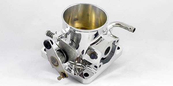 Accufab Racing - Accufab 75mm 86-93 Mustang 5.0L Throttle Body - Image 1