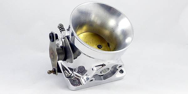 Accufab Racing - Accufab 85mm 86-93 Mustang 5.0L Throttle Body - Image 1
