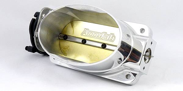 Accufab Racing - Accufab 96-98 Mustang Cobra / 2001 Bullitt SUPERCHARGED 4.6L 4V Oval Throttle Body - Image 1