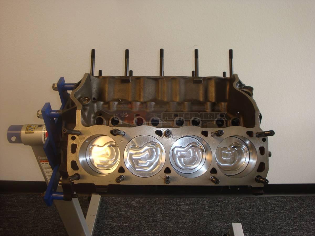 TREperformance - Ford 357w Performance Short Block