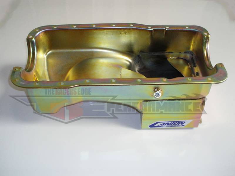 Canton Racing Products - Ford Mustang 289/302 Canton 7 Quart Deep Rear Sump Oil Pan